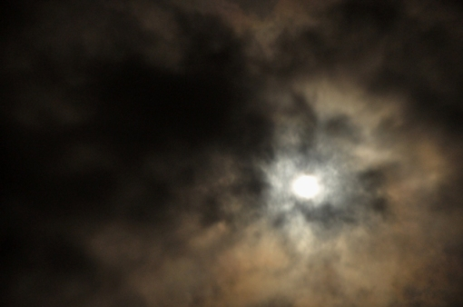 gloomy night