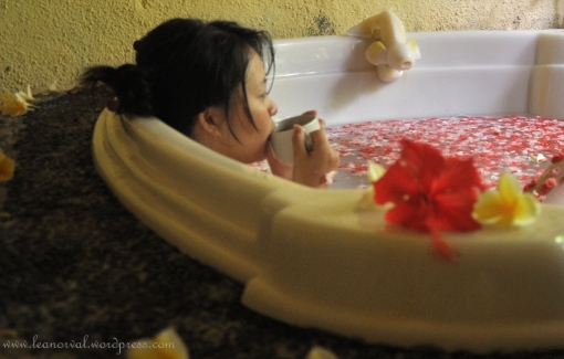 royal treatment spa & massage in Kuta