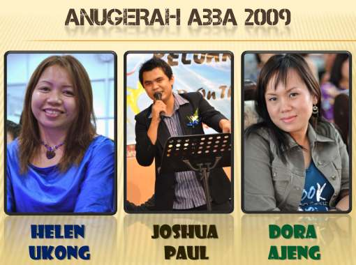 The Grand Award!!! The ABBA Award 2009 nominees...