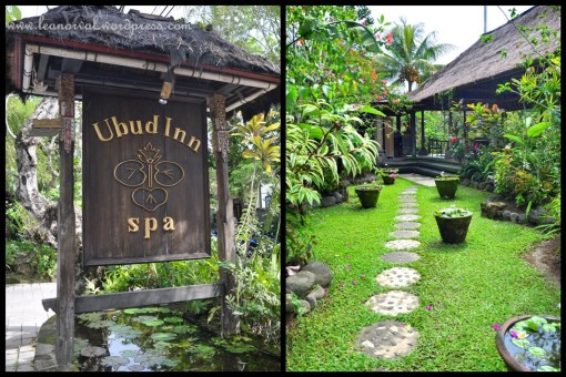 Ubud Inn and the compound