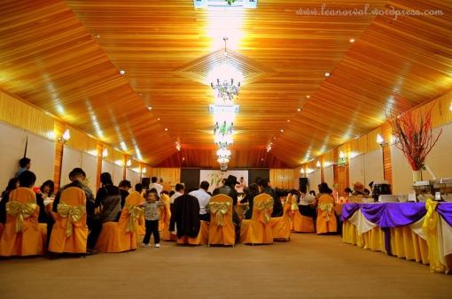 Jelutong Hall