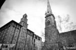 Melbourne in Black & White